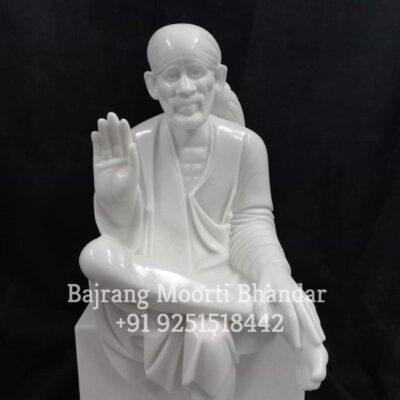 ashirwad marble sai baba idols