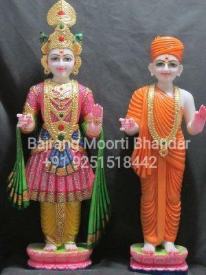 Swaminaryan Marble Murti