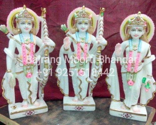 Small Ram Darbar Statue