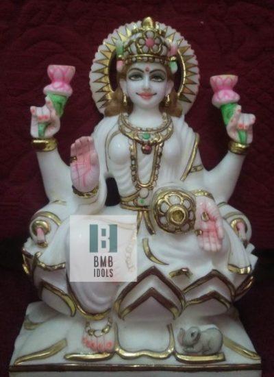 Marble Lakshmi Idols
