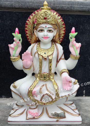 Marble Lakshmi Murti