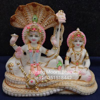 Marble Laxmi Narayan Murti