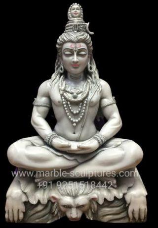 Small rishikesh shiva statue