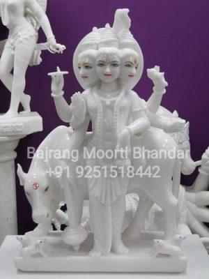 Datta marble Murti