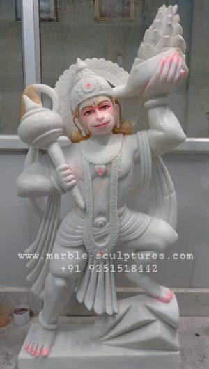 Hanuman Ji Statue for Homes