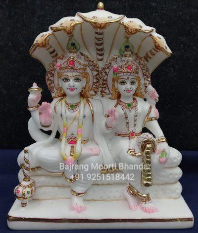 Laxmi Narayan Marble Murti