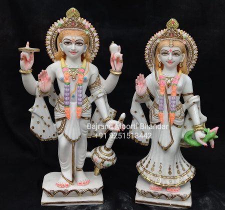 Laxmi Narayan Murti Marble