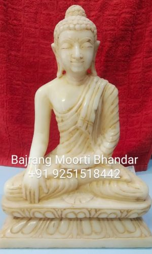 marble buddha statue for home Garden