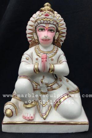 marble das hanuman murti