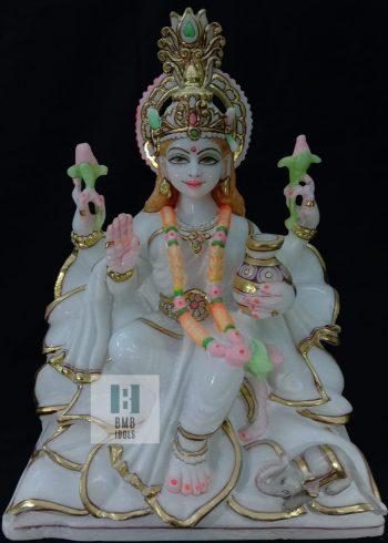 Marble Laxmi Murti