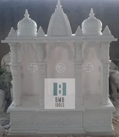 Marble Temple mandir for Home