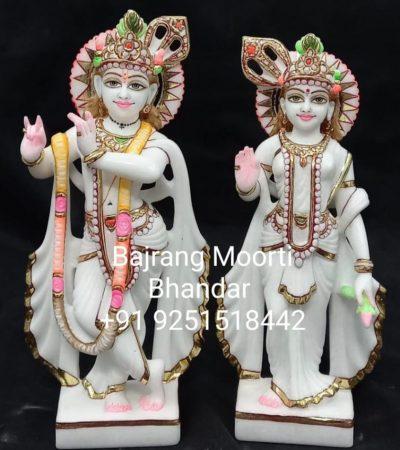 Radha Krishna Marble Statue Price