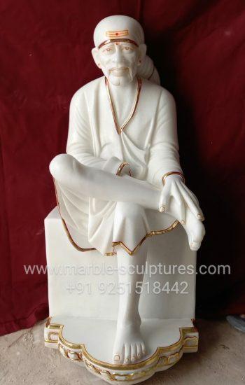 Sai Baba Marble Idols