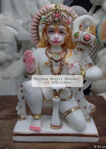Small Hanuman Ji statue