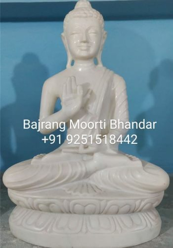 small marble buddha Statue for sale home