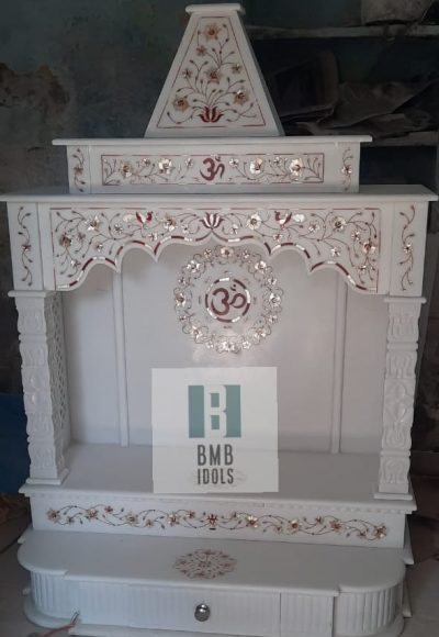 Marble mandir for Home price