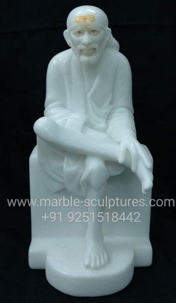 small sai baba statue