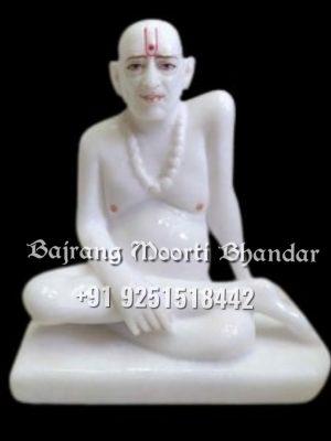 Small Swami Samarth murti Online