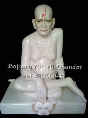 swami samarth statue for home